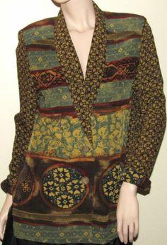 Carole Little Petites Lightweight Blazer Jacket Size Petite Large-PL or PXL