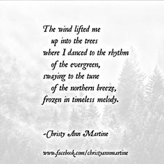 Winter Waltz poem by Christy Ann Martine - Winter Wind Snow Poems Poetry Christmas Quotes  https://www.facebook.com/christyannmartine https://www.etsy.com/shop/ChristyAnnMartine https://www.instagram.com/christy_ann_martine/