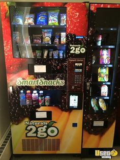New Listing: https://www.usedvending.com/i/2013-Naturals-2-Go-Healthy-Combo-Vending-Machines-for-Sale-in-Ohio-/OH-I-684U 2013 Naturals 2 Go Healthy Combo Vending Machines for Sale in Ohio!