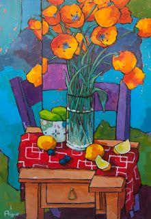 Angus Wilson Studio: Tulips