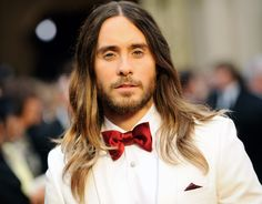 Jared Leto's Drastic Transformation For Suicide Squad Jared Leto #JaredLeto