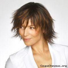 exemple coiffure femme cheveux court dégradé | Coiffures ...