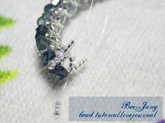 Bead Tutorial - [Tutorial] Crystal Bracelet #17