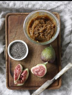 Fig apple jam from my book Hyvää huomenta ( Good morning )