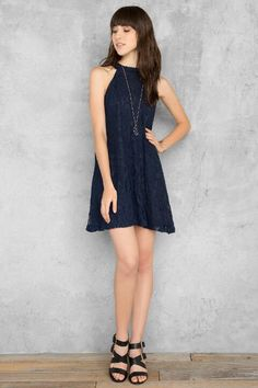 Atlanta lace dress