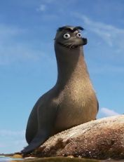 "Gerald from ""Finding Dory"""