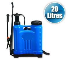 20L Litre High Pressure Backpack Sprayer  $20 + $8 delivery. RRP $34