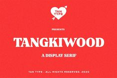 Tangkiwood by TanType on @creativemarket #display #font #handpicked Great Fonts, Fancy Fonts, Cool Fonts, Brand Purpose, Uppercase And Lowercase, Modern Fonts, Typography Fonts, Serif, Have Fun