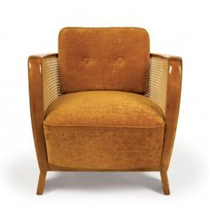 Pair of Modernist Armchairs - Lajos Kozma