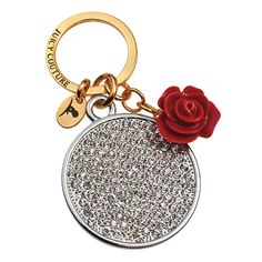 100% of proceeds go to St. Jude Children's Research Hospital..cute key chain!