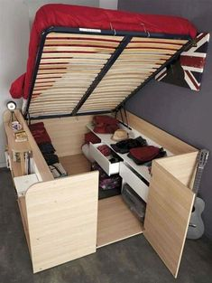 Diy Camper Ideas Space Saving Organization 180