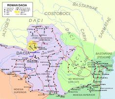 Roman province of Dacia (106 - 271 AD) - History of Romania - Wikipedia, the free encyclopedia