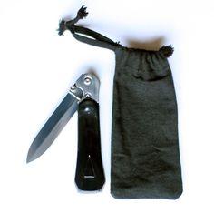 Argento // Folding Knife