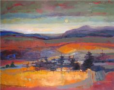 Out in Autumn - Kirsty Wither - Portland Gallery