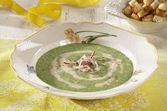 a další špenátová Hummus, Soup, Ethnic Recipes, Soups, Soup Appetizers