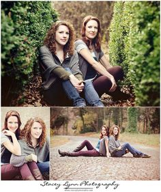 Stacey Lynn Photography  www.staceylynnstudio.com    Sisters..... Would love to see this pick with my twins