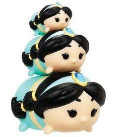This tsum tsum is Jasmine from series 3. Jasmine comes from the Disney movie Aladdin.  Enjoy!