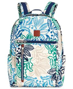 Vera Bradley Small Backpack Small Bookbags, Cute Backpacks For Highschool, Madison Style, Cowhide Bag, Backpack Online, Backpack Brands, Small Backpack, Floral Backpack, Backpack Reviews