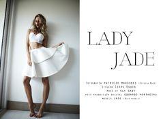 Editorial para: Lady Jade, Editorial, New Job, Chile, Fashion Show, Interview, Templates, Chili Powder, Chilis