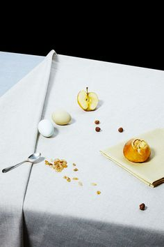 disturber-magazine: Lena Emery - Apple food photos for Black...