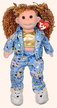 Pajama Pam - doll - Ty Beanie Boppers Beanie Babies 48a45e700870
