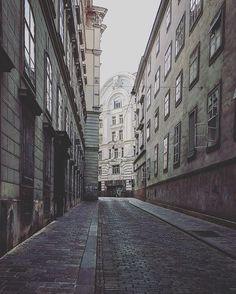 Beyond the crowds Bezirk, Vienna. Vienna, Austria, Instagram Posts