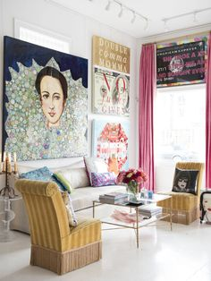 This Artists Studio Is Nothing Short Of Sparkling