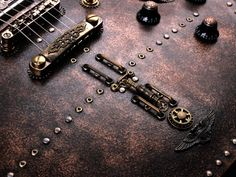 "Steampunk Tendencies | ArchAngels' "" Crusader II - Sword of the Crusader "" by Johnny Gore Musicshop II https://www.facebook.com/groups/steampunktendencies/permalink/665857630135343 New Group : Come to share, promote your art, your event, meet new people, crafters, artists, performers... https://www.facebook.com/groups/steampunktendencies"