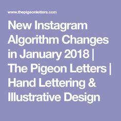 New Instagram Algori
