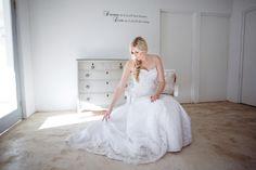 Stunning Wedding Gown by designer Natalia Trisolino  www.nataliatrisolino.com
