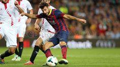 FCB - Sevilla (3-2)