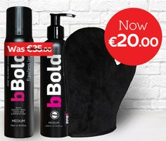 Get your glow on this bank holiday set reducted from to in store and online. OUR GIFT PACK INCLUDES @ Tan Application bBold Flawless Leg in Medium Bank Holiday, Summer Time, Dental, Lotion, Glow, Skin Care, Medium, Store, Amazing