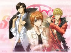 Manga: Skip Beat! | Genres: Comedy, Drama, Romance, Shoujo | My Score: 10 in 10, AWESOME!! I highly recommend everyone to read this manga.