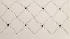 Zentangle art blog showing images of zentangles and other art work.