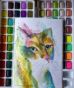 Art Journals, December, Photographs, Paintings, Abstract, Cats, Animals, Fictional Characters, Shop Signs
