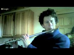 Making a Beautiful Sound on the Flute