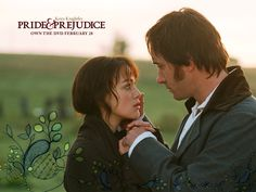 pride and prejudice :)