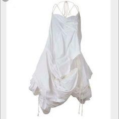 All Saints Parachute Dress.