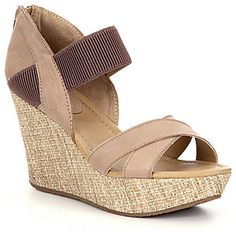 Kenneth Cole Reaction Sole Fit Wedge Sandals