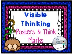 Greetings, friend! The purpose of the growing bundle is to help you lead your students to deeper thinking. I will be adding to this bundle over the next six months. Snag it now at this great price!It includes:1. 8 X 11 colored posters for classroom display. 2.
