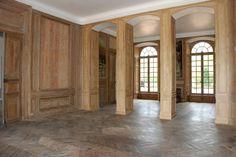 chateau de montgobert - le grand salon