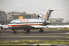 Boeing 727-23 - American Airlines