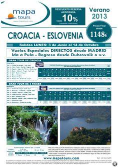 Croacia - Eslovenia salidas Madrid del 3 Junio al 14 Octubre **Precio Final desde 1148** - http://zocotours.com/croacia-eslovenia-salidas-madrid-del-3-junio-al-14-octubre-precio-final-desde-1148-5/