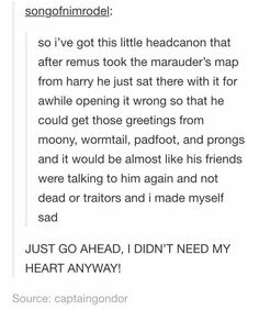 *uncontrollable sobbing*