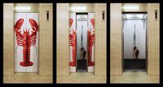 Kagatani Knife: Elevator