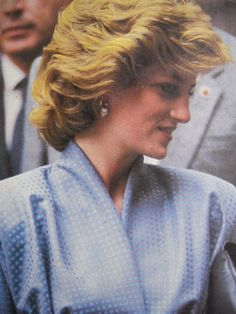"""Diana & Charles - The Italian Tour _ Suite """"MILAN - AVRIL 22 Avril 1985"""""""