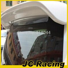 76.49$  Watch here - http://ali5u9.worldwells.pw/go.php?t=2028434293 - Top Quality ABS unpainted rear spoiler, Auto Car Lip Spoiler For  Toyota(Fit For Land Cruiser LC200