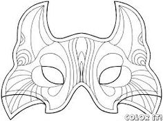 7 best masks images mardi gras mask template masquerade mask