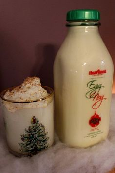 Coconut Kefir Eggnog (sugar free) - Cultured Food Life. Coconut kefir eggnog is loaded with probiotics and all kinds of nutrients. It can even be sugar free