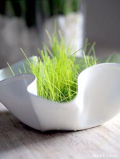 DIY - Lp record -> Easter bowl